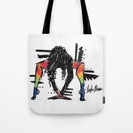 legs Tote Bag
