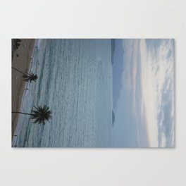 vietnam ocean view Canvas Print