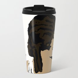 Femme Fatale circa 1920's Beautiful Women In A Bold New World Travel Mug