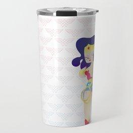 Wonder-Supa-Woman Travel Mug