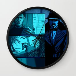 BLADE RUNNER - It's too bad she won't live! But the again who does? Wall Clock
