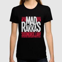RUN MAD RAKKAS T-shirt