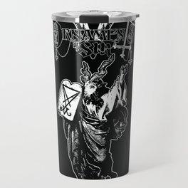 Lucifers Commandments Travel Mug