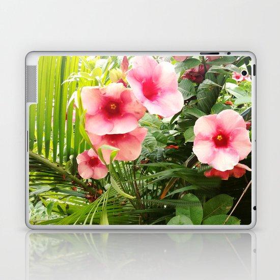 Pink Beauty II Laptop & iPad Skin