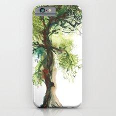 Rowan Oak Tree iPhone 6s Slim Case