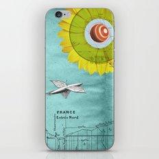 Spacecraft iPhone & iPod Skin