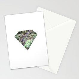 Diamond Nature Stationery Cards