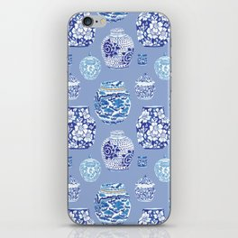 Chinoiserie Ginger Jar Collection No.6 iPhone Skin