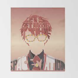 707 Throw Blanket