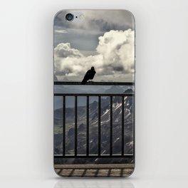 Sass Pordoi iPhone Skin