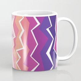 80s Zigzag 2 Coffee Mug