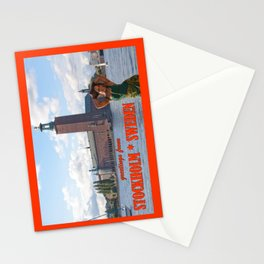 Greetings from Stockholm Sweden no 1 Stationery Cards