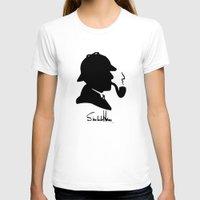 conan T-shirts featuring World's Greatest Detective by Irina Chuckowree