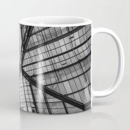 Liverpool Street Station Glass Ceiling Abstract Coffee Mug