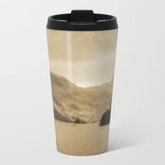 Lake George II Metal Travel Mug
