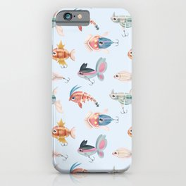 PokeLure iPhone Case