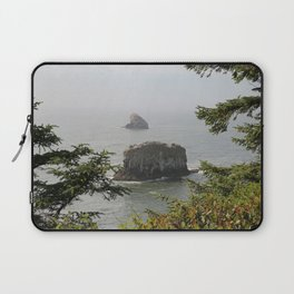 Beautiful View Over The Sea Laptop Sleeve