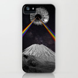 Rainbow Eye iPhone Case