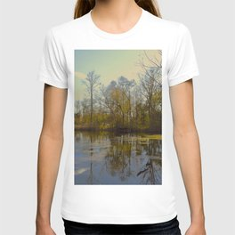 Louisiana pond T-shirt