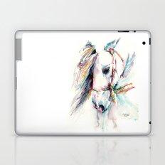 Fantasy white horse Laptop & iPad Skin