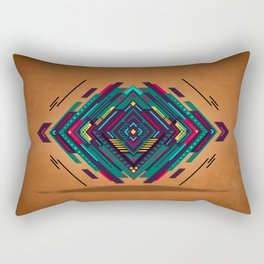 Universe Door Rectangular Pillow