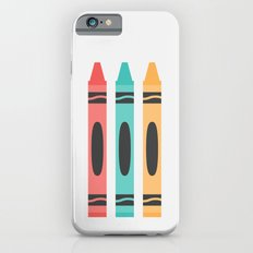 #94 Crayon iPhone 6s Slim Case