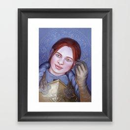 Dagna Framed Art Print
