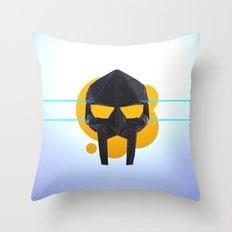 (MF) DOOMED Throw Pillow