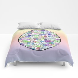 Mosaic Egg Comforters
