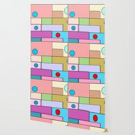 Geometric Colors 8a. Wallpaper