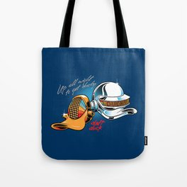 Up All Night To Get Ducky Tote Bag