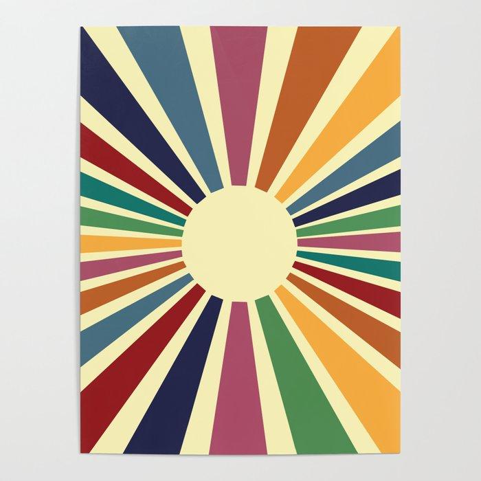 Sun Retro Art II