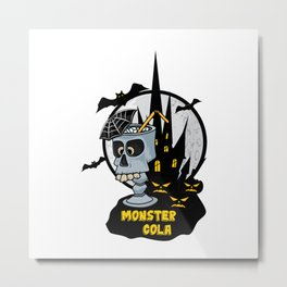 monster drink Metal Print