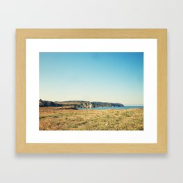 WILL YOU TAKE ME THERE Framed Art Print