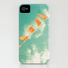 Bunting iPhone (4, 4s) Slim Case