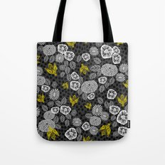 Bees in the Garden Tote Bag
