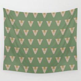 Fir pattern  Wall Tapestry
