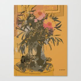 Florero Canvas Print