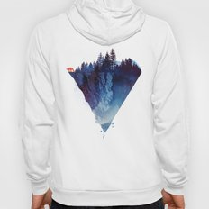 Near to the edge Hoody