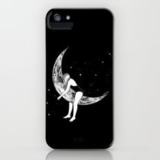 Moon Lover Slim Case iPhone (5, 5s)