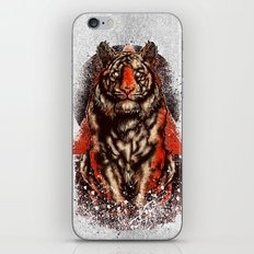 Tiger  Tiger  Tiger iPhone & iPod Skin