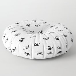 Eyes For You Floor Pillow