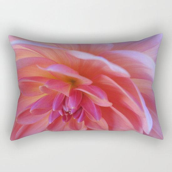 Dahlia 75 Rectangular Pillow