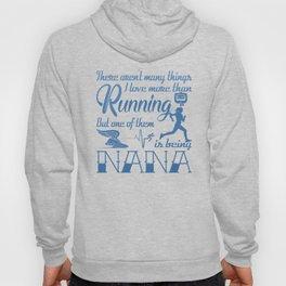 Running Nana Hoody