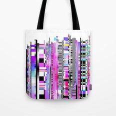 Glitch Ver.3 Tote Bag