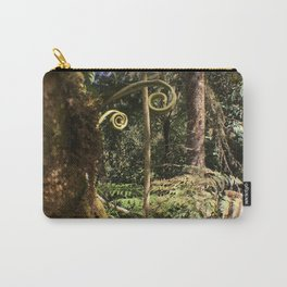 The Ferns of the Cloud Forest Carry-All Pouch