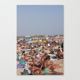 Beach Time 2! Canvas Print