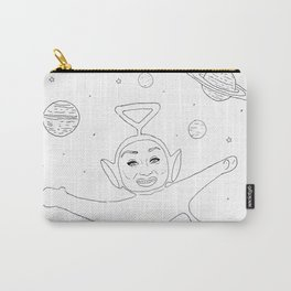 Teleport us to Mars! Carry-All Pouch