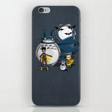 Cosplay Buddies iPhone & iPod Skin
