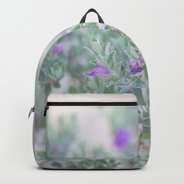 Sage in the desert Backpack